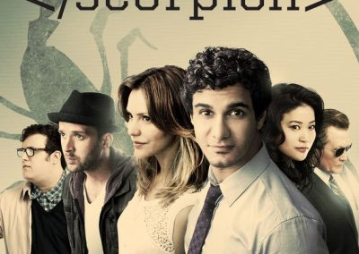 Scorpion Seasons 2 – 4