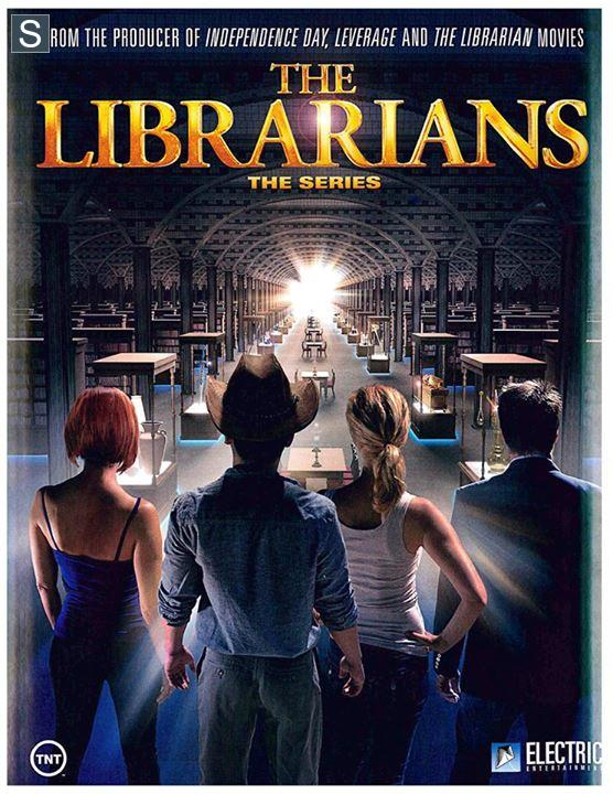 The Librarians Seasons 1-3