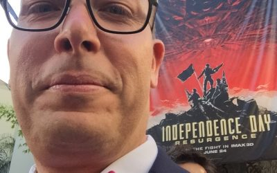 "Screen graphics of ""Independence Day: Resurgence"" – interview with Derek Frederickson"